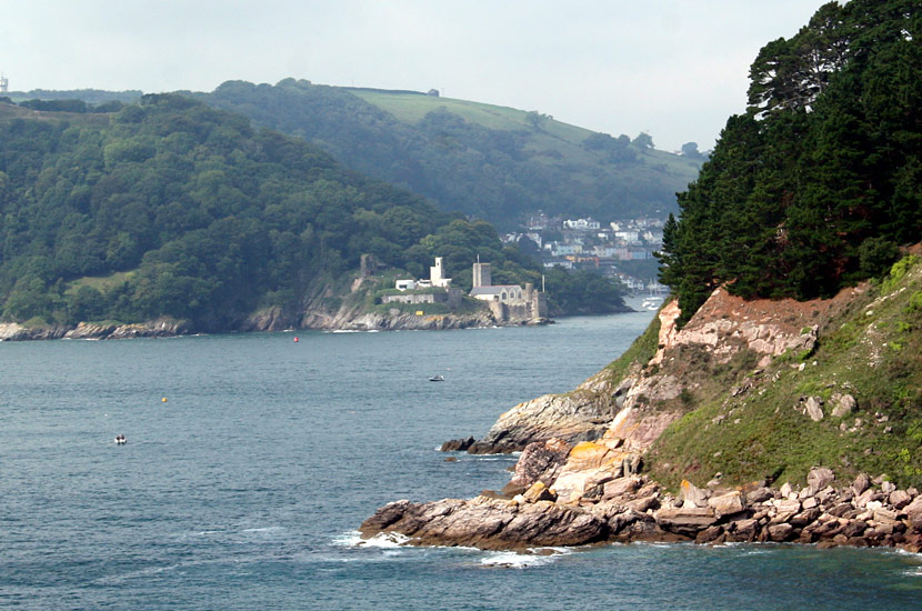 Dartmouth Harbour and Castle
